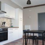 Kjøkken med nødvendig utstyr